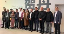 """贺丹同名个展""""贺丹""""在北京民生现代美术馆举办"""