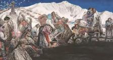 清华美院8名教授作品入选新中国成立70周年70人美术作品展