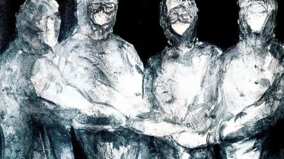 """《""""众志成城 决胜疫情"""" 安徽省青年美术家协会网络美术作品展》作品选登(一)"""