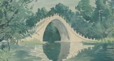 待到春暖花开,与你相约画家笔下的北京风情!